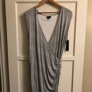 Black and white Mossimo dress